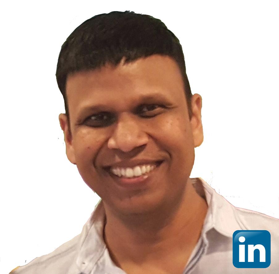 CEO of eZdia - Deepak Goyal