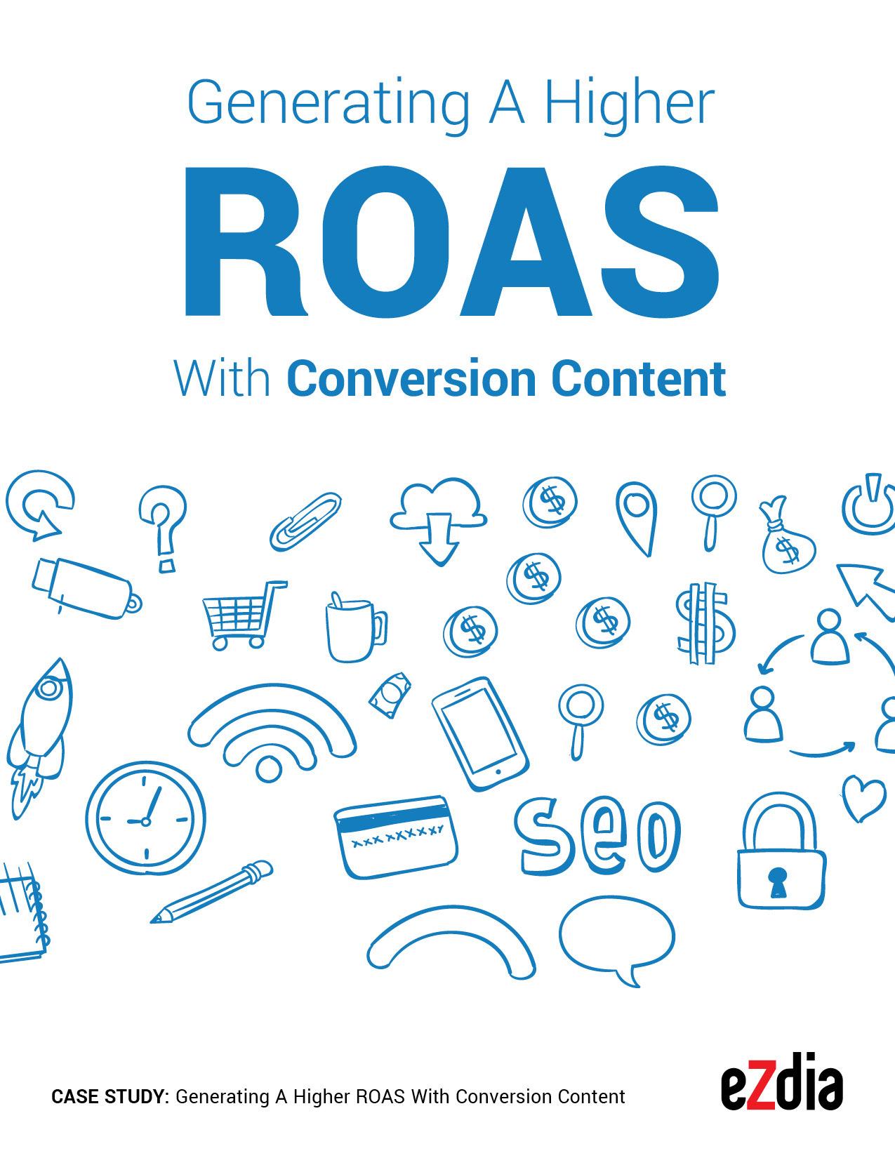 Generating a Higher ROAS