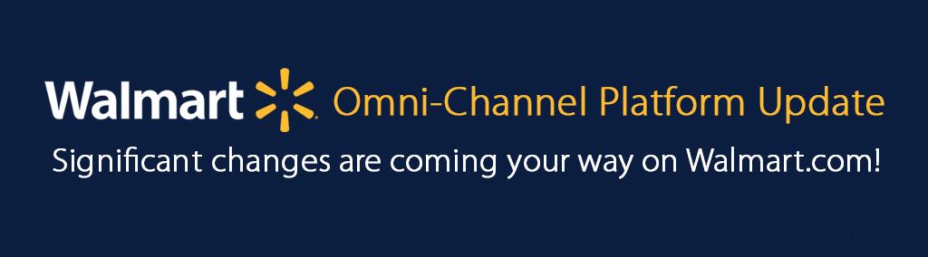 eZdia Support on Walmart Omni-Channel Launch
